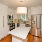 quartz countertops caesarstone wood floors